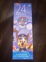 (1) Cardinal Nickelodeon Jigsaw Puzzle - New - 24 pc - Paw Patrol - $8.90
