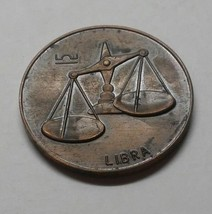 Libra Sept 24 - OCT 23 Medal - $1.80