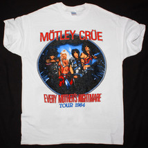 Motley Crue Shirt Vintage tshirt 1984 Shout At The Devil t-shirt gildan ... - $23.99+