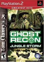 Tom Clancy's Ghost Recon Jungle Storm - PlayStation 2 [PlayStation2] - $4.45