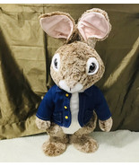 """Dandee Easter Christmas Any Holiday Plush 25"""" Porch Greeter - Peter Rabb... - $54.45"""
