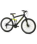"""29"""" Genesis Incline Mountain Pro Bike Off Road Trail Tires 21-Speed Bicycle - $271.55"""
