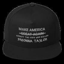 MAKE AMERICA ARREST THE COPS HAT / LEBRON JAMES MAGA HAT / LEBRON MAGA HAT  image 6