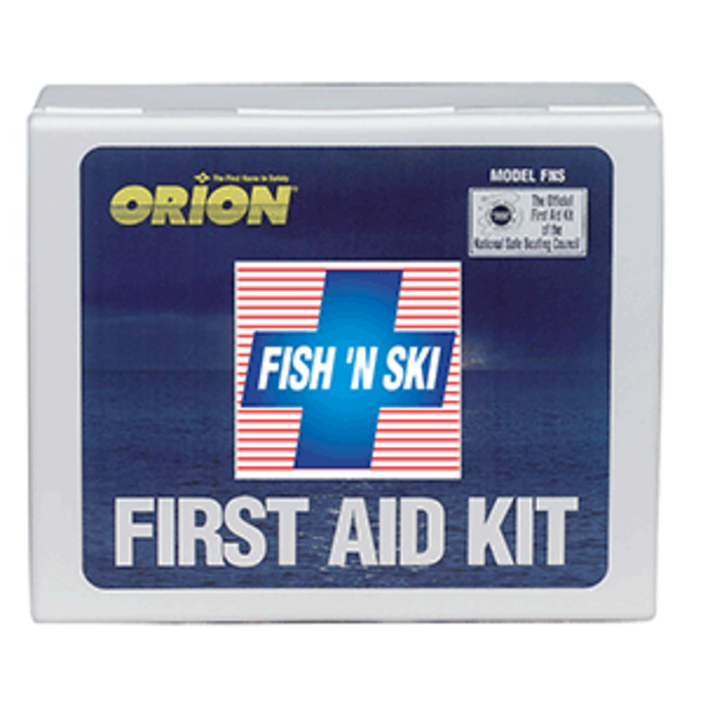 Primary image for Orion Fish and #39;N Ski First Aid Kit