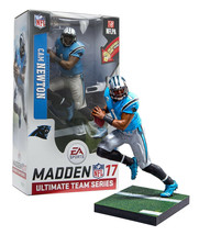 "Madden NFL 17 Ultimate Team Cam Newton Carolina Panthers 7"" Action Figur... - $21.88"
