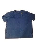 Champion Men 3XB Blue Duo Dry Shirt Blue NWT  - $13.85