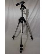 Manfrotto Bogen 3401 455 KD21 Telescoping Camera Tripod w 3029...