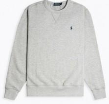 Polo Ralph Lauren Men's Crew Neck Pullover Sweater Gray 4LT NWT - $45.99