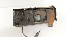 Cadillac Allante Headlight Head Light 87 88 89 90 91 92 93 LH image 6