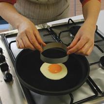 2pcs Round Teflon Non-stick Mat Pan Fry Liner Sheet Cooking Sheet Pad Ki... - £5.67 GBP