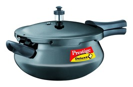 PRESTIGE BELLY HANDI PRESSURE COOKER 4.8 LITER HARD ANODIZED GAS INDUCTI... - €94,95 EUR