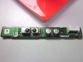 Toshiba V28A00072100 PE0548C (V28A00071902) IR Sensor Board   [See List] - $13.98