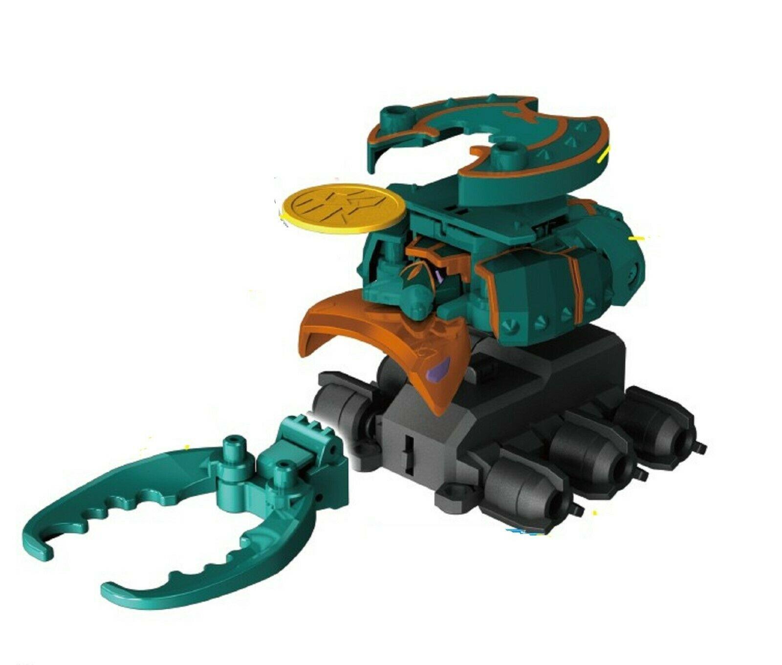 Bugsbot Ignition Basic B-07 Battle Melias Action Figure Battling Bug Toy