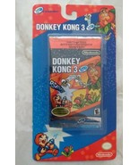 Nintendo e-Reader Donkey Kong 3 Pack Card Set GBA New Sealed Complete Ne... - $39.59