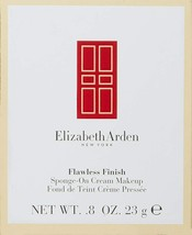Elizabeth Arden Flawless Finish Sponge On Cream Makeup DEEP AMBER #58 NI... - $7.91