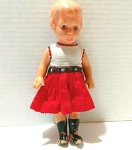 Vintage Mid-Century Dolls Set of 2 Hard Plastic Jointed Arms & Legs - $18.99