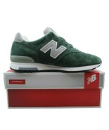 New Balance 1400 Forest Green Running Shoes Size 11.5 Mens Made In USA M... - $108.85