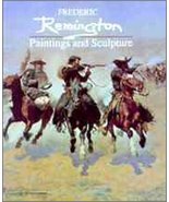 Frederic Remington: Paintings and Sculpture Rh Value Publishing - $7.29