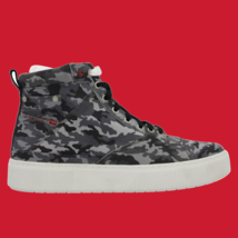 DIESEL S-Danny MC Mens High-Top Fashion Sneaker Camouflage Black Size 10.5  - $140.24