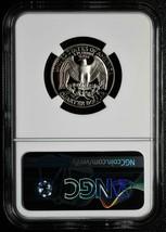 1998S Silver George Washington Quarter NGC PF69 Ultra Cameo 25¢ Coin SKU# C78 image 2