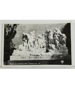 Glendale California Forest Lane Memorial Park The Mystery of Life Postcard N16 - $7.95