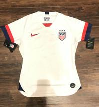 USA Women's World Cup Soccer Jersey 2019 NEW Size Womens MEDIUM Heath #17 - $59.39