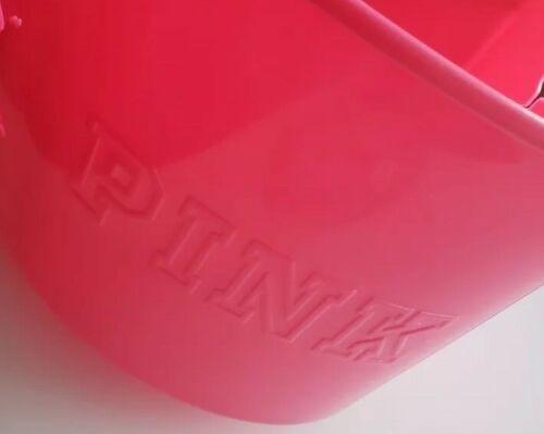 Victoria Geheim Pink Duschablage Hund Logo Schlafraum Tragetasche Plastik image 6