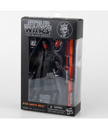The Black Series Darth Maul PVC Collectible Model Toy 16 - $37.95
