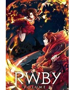 [DVD] RWBY Volume3  new from Japan - $99.31