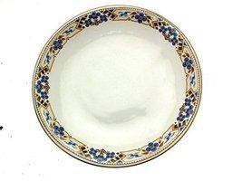 Bridgwood Anchor China Floral Cake Plate - $28.03