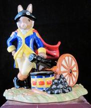 "Royal Doulton Bunnykins Figurine - ""George Washington"" DB367 - $71.24"
