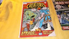 1st ZOMBIE STORY IN COMICS!! CREATURES on the LOOSE 15 & 31* GD  & VG * ... - $5.00