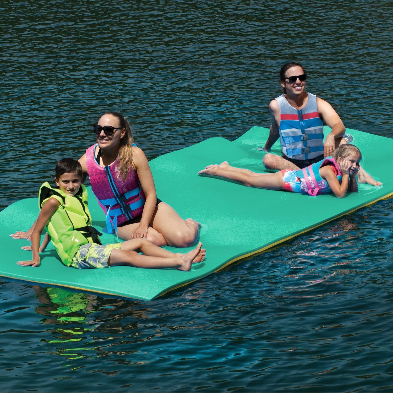 Floating Oasis Water Pad