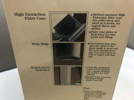 Vintage MELITTA 4s ELAN Coffee MAKER Original BOX Never Used UNTESTED image 4
