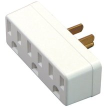 AXIS YLCT-4A 3-Outlet Wall Adapter - $5.67