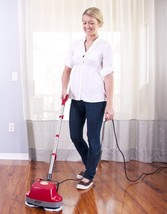 Floor Buffer Machine Wax Polisher Cleaner Mop Electric Tile Hard Wood Sc... - $152.56