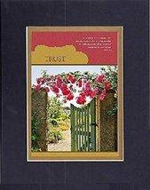 GoodOldSaying - Poem for Inspirations - Trust- Pescadores de Hombres. . 8x10 Bib - $11.14