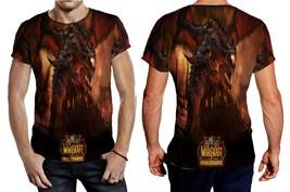 World Of Warcraft Cataclysm Tee Men - $21.80