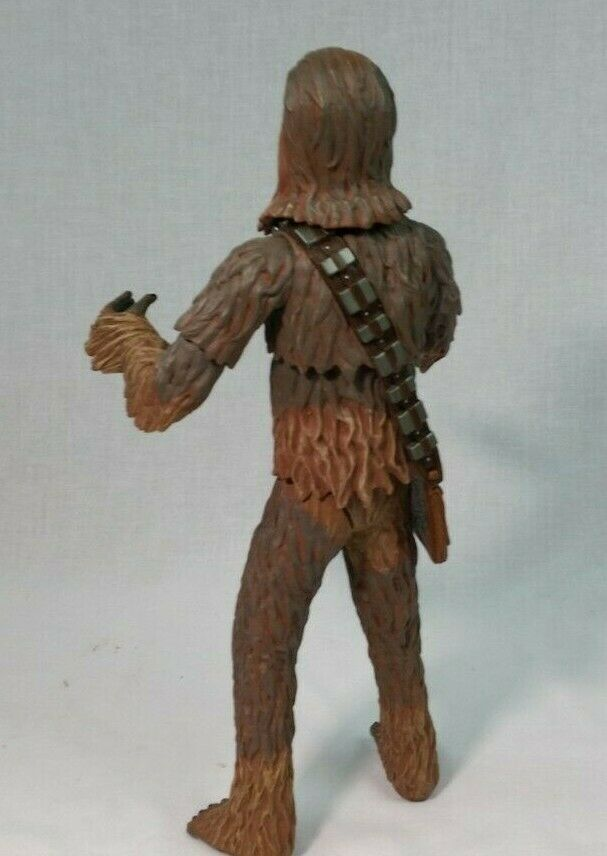 STAR WARS Chewbacca Action Figure, 14 Inch Tall - 2004 LFL Hasbro image 6