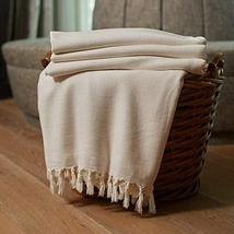 Bamboo Throw Blanket Ultra Soft Natural Premium for Couch Sofa Bed with ... - $49.99