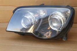 CrossFire Cross Fire Headlight Head Light Lamp Driver Left LH - POLISHED image 1