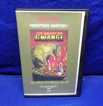"Classic Sci-Fi DVD: Warne Bros-Seven Arts ""The Valley Of Gwangi"" (1969) ... - $12.95"