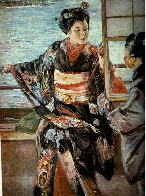Japanese Masterpieces vol 14&30, Kuroda Seiki, Tomioka Tetsusai art book set lot