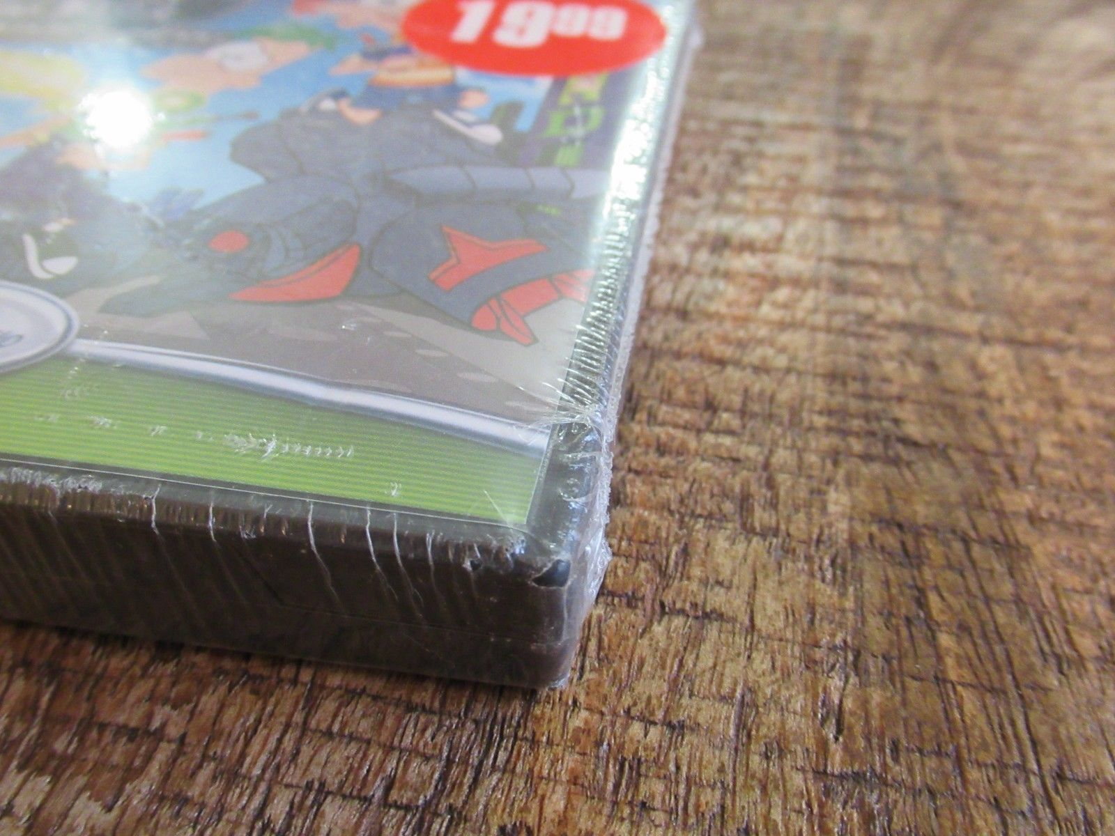 Phineas and Ferb: Across the 2nd Dimension (Nintendo DS, 2011) Sealed image 2