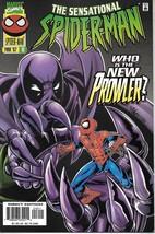 The Sensational Spider-Man Comic Book #16 Marvel 1997 VERY FINE- - $1.99