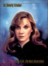 Beverly Crusher 1993 Skybox Star Trek Master Series Card #15 - $0.99