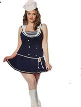 Ship Shape Captain Costume Plus - $49.00