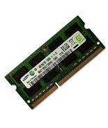 Samsung 4GB DDR3 PC3-12800 1600MHz 204-Pin SODIMM Laptop Memory Module R... - $19.19