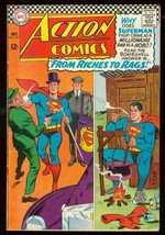 ACTION COMICS #337 1966- SUPERMAN-DC COMICS FN - $44.14