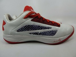 Under Armour TB Micro G Torch Low Size 12.5 M (D) EU 47 Men's Basketball Shoes
